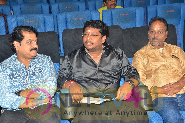 Sabari Alaga Music Album Launch Stills Tamil Gallery