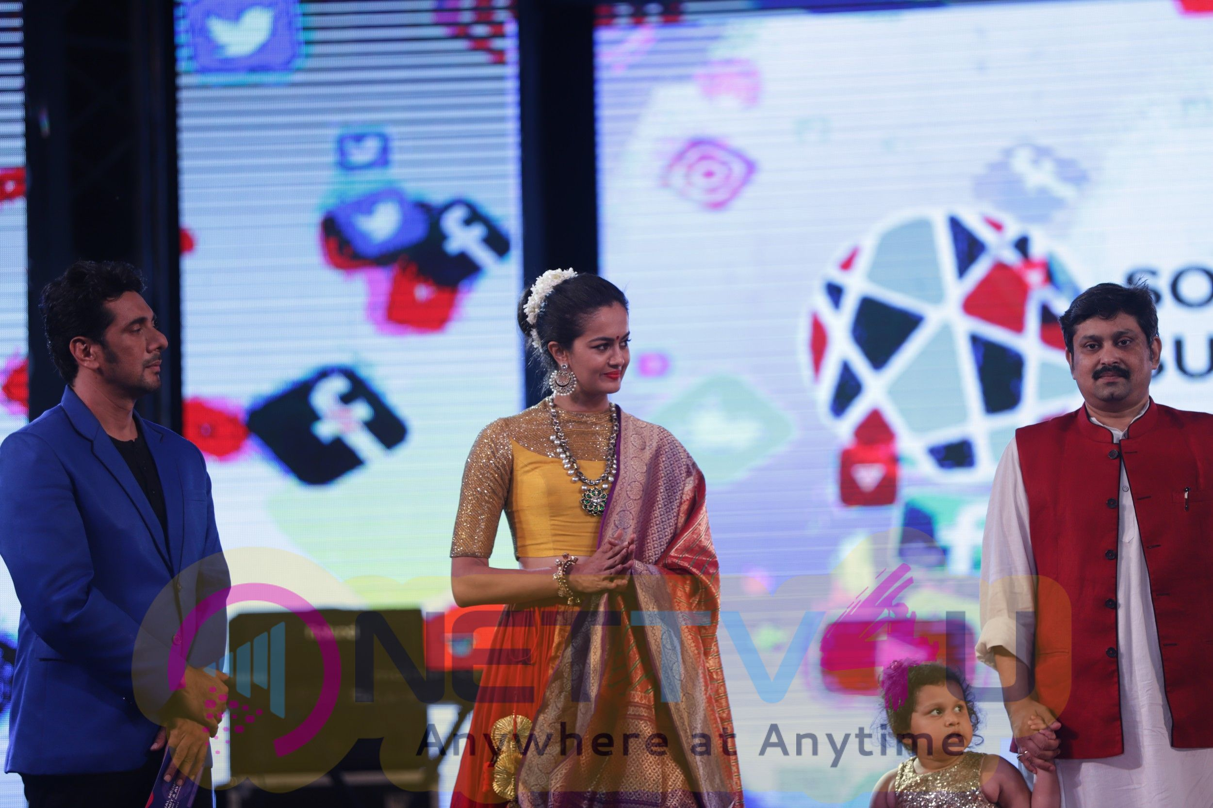 Social Media Awards Summit Photos Telugu Gallery