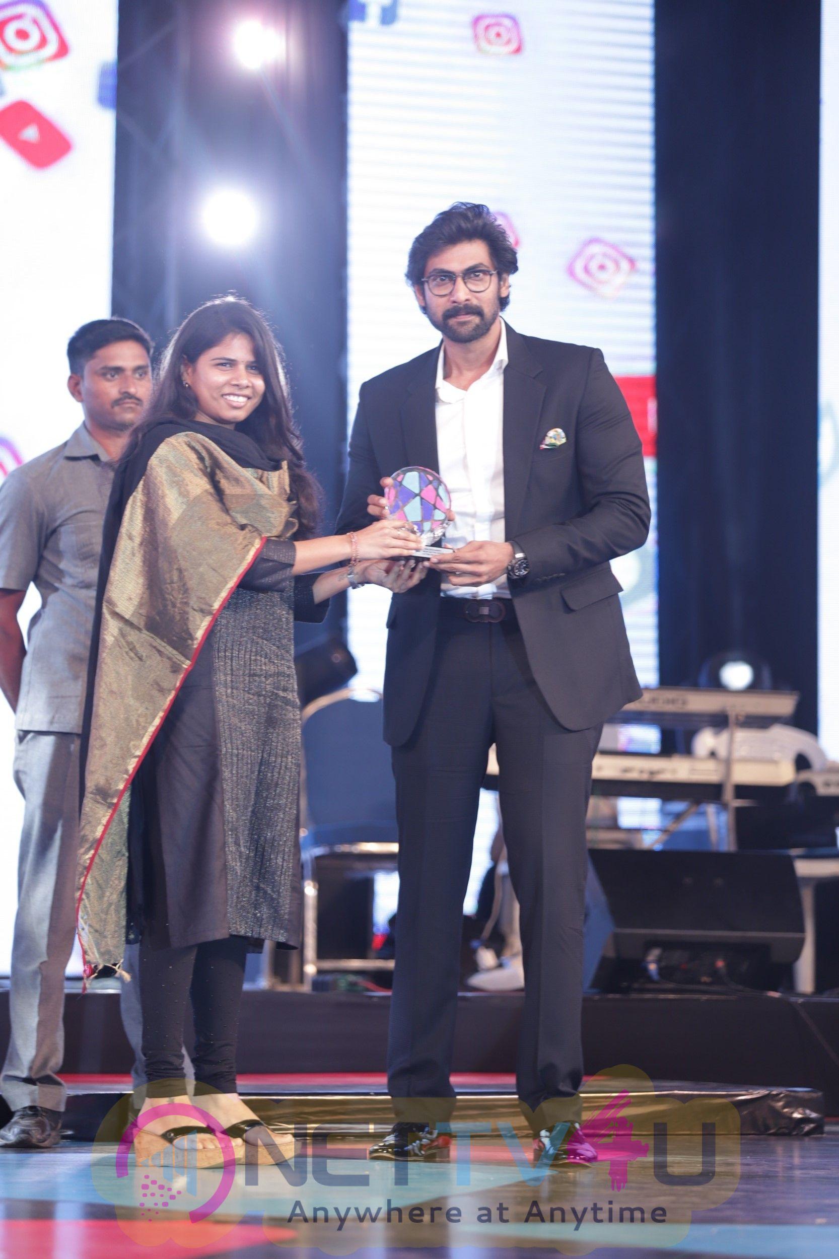 Social Media Awards Summit Photos Telugu Gallery