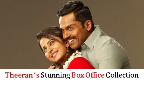 Theeran box office collection - Box office collection news ...