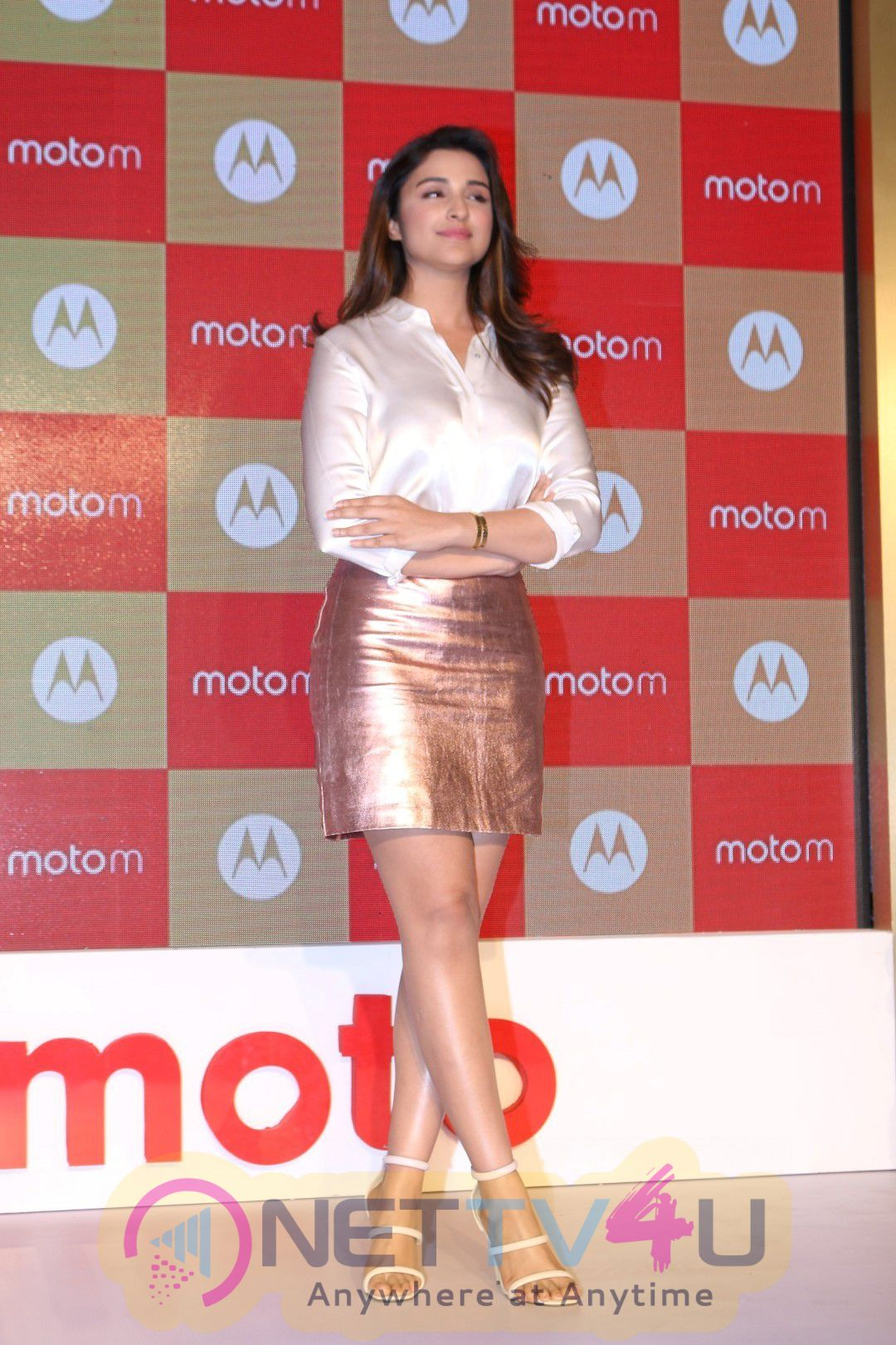 Product Launch In The Presence Of Indian Actress Parineeti Chopra Photos