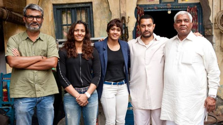 Dangal Collects A Stunning Amount On The Release Day!