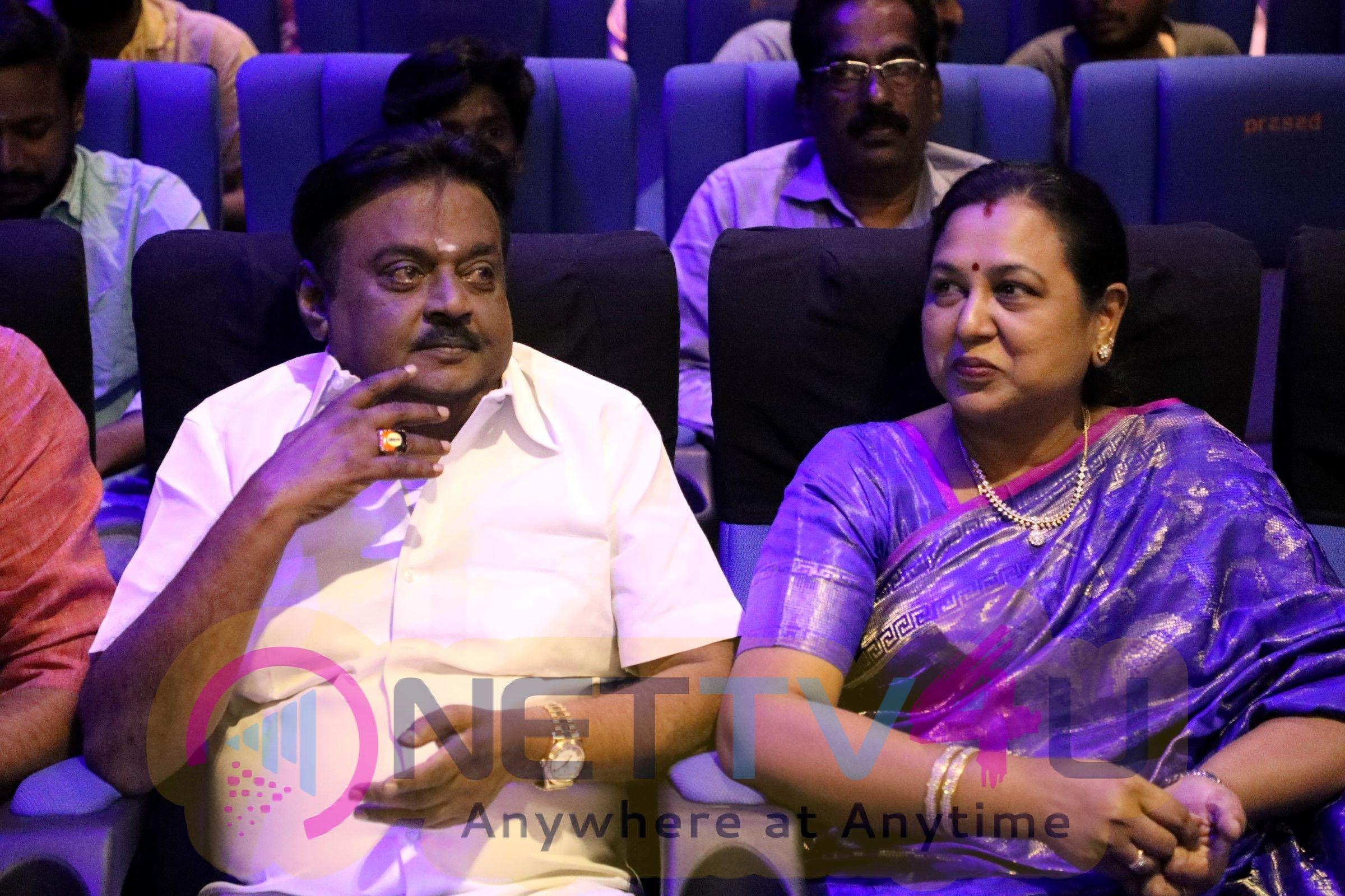 Madura Veeran Movie Audio Launch Stills Tamil Gallery