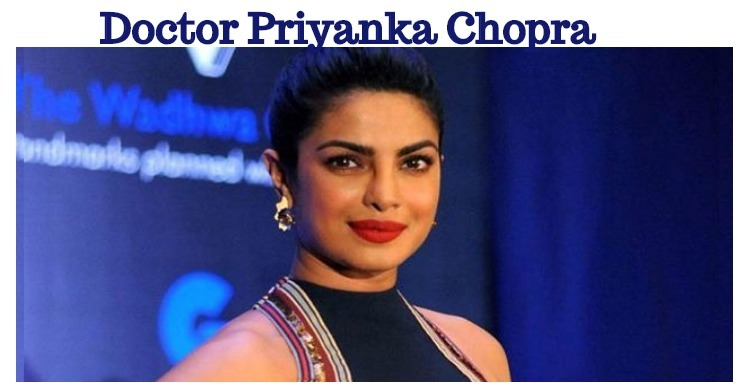Priyanka Chopra To Get An Honorary Doctorate!