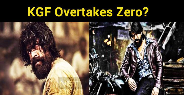 KGF Overtakes Zero?