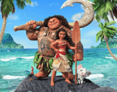 Moana Movie Review English Movie Review