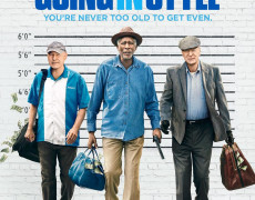 Going in Style Movie Review English Movie Review