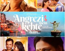 Angrezi Mein Kehte Hain Movie Review Hindi Movie Review
