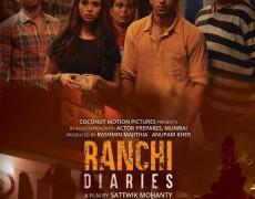 Ranchi DiariesMovie Review Hindi Movie Review