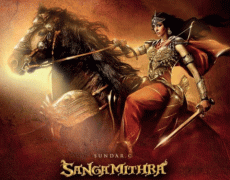 Sangamithra Movie Review Tamil Movie Review