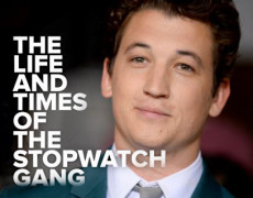 The Life and Times of the Stopwatch Gang Movie Review English Movie Review
