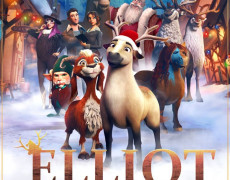 Elliot The Littlest Reindeer Movie Review English Movie Review