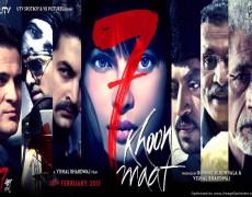 7 Khoon Maaf  Movie Review Hindi