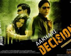 Aakhari Decision Movie Review Hindi