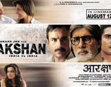 Aarakshan Movie Review Hindi