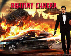 Abhinay Chakra Movie Review Hindi