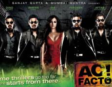 Acid Factory Movie Review Hindi