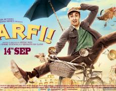 Barfi! Movie Review Hindi