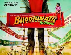 Bhoothnath Returns Movie Review Hindi