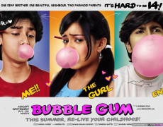 Bubble Gum Movie Review Hindi