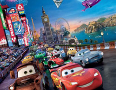 Cars 2 Movie Review English