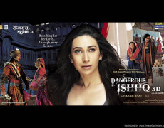 Dangerous Ishq Movie Review Hindi