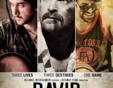 David- A riveting threesome separated by space and time! Movie Review Hindi