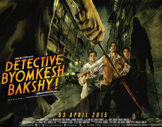 Detective Byomkesh Bakshy! Movie Review Hindi