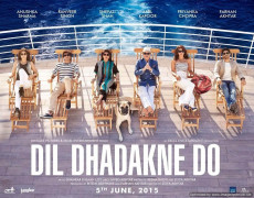 Dil Dhadakne Do  Movie Review Hindi