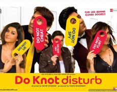 Do Knot Disturb Movie Review Hindi