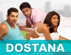 Dostana Movie Review Hindi