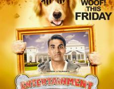Entertainment Movie Review Hindi