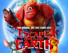 Escape From Planet Earth Movie Review English