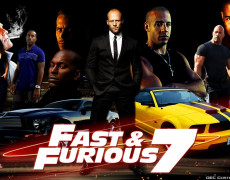 Fast And Furious 7 Review English
