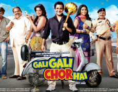 Gali Gali Chor Hai Movie Review Hindi