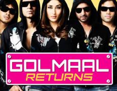 Golmaal Returns Movie Review Hindi