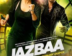 Jazbaa Movie Review Hindi