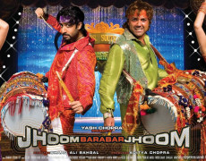 Jhoom Barabar Jhoom Movie Review Hindi