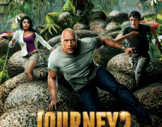 Journey 2: The Mysterious Island Movie Review English