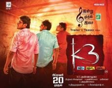K3 Movie Review Tamil Movie Review