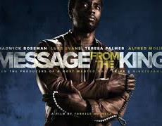 Message from the King Movie Review English Movie Review