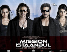 Mission Istaanbul Movie Review Hindi