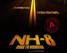 NH - 8 Road to Nidhivan Movie Review Hindi