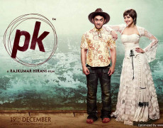 PK Movie Review Hindi