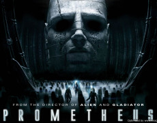 Prometheus Movie Review English