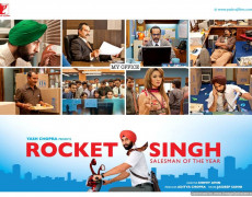 Rocket Singh: Salesman of the Year Movie Review Hindi