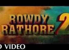 Rowdy Rathore 2 Movie Review Hindi Movie Review