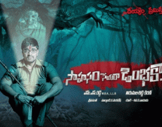 Sahasam Seyara Dimbaka Movie Review Telugu Movie Review