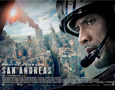 San Andreas Quake Movie Review English