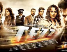 Tezz Movie Review Hindi